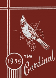 1955 Edition, Towner High School - Cardinal Yearbook (Towner, ND)
