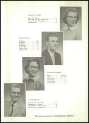 Page 11, 1957 Edition, Parshall High School - Panorama Yearbook (Parshall, ND) online yearbook collection