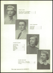 Page 12, 1957 Edition, Parshall High School - Panorama Yearbook (Parshall, ND) online yearbook collection