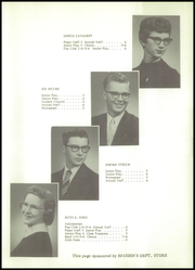 Page 13, 1957 Edition, Parshall High School - Panorama Yearbook (Parshall, ND) online yearbook collection