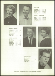 Page 14, 1957 Edition, Parshall High School - Panorama Yearbook (Parshall, ND) online yearbook collection