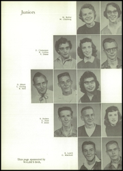 Page 16, 1957 Edition, Parshall High School - Panorama Yearbook (Parshall, ND) online yearbook collection