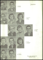 Page 17, 1957 Edition, Parshall High School - Panorama Yearbook (Parshall, ND) online yearbook collection