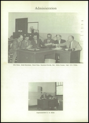 Page 6, 1957 Edition, Parshall High School - Panorama Yearbook (Parshall, ND) online yearbook collection