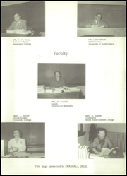 Page 7, 1957 Edition, Parshall High School - Panorama Yearbook (Parshall, ND) online yearbook collection