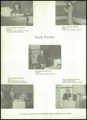 Page 8, 1957 Edition, Parshall High School - Panorama Yearbook (Parshall, ND) online yearbook collection