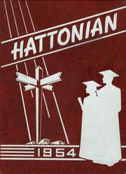 Page 1, 1954 Edition, Hatton High School - Hattonian Yearbook (Hatton, ND) online yearbook collection
