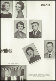 Page 10, 1959 Edition, Hatton High School - Hattonian Yearbook (Hatton, ND) online yearbook collection