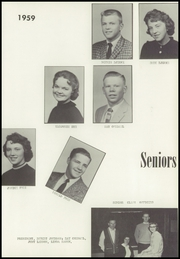 Page 11, 1959 Edition, Hatton High School - Hattonian Yearbook (Hatton, ND) online yearbook collection
