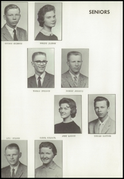 Page 12, 1959 Edition, Hatton High School - Hattonian Yearbook (Hatton, ND) online yearbook collection
