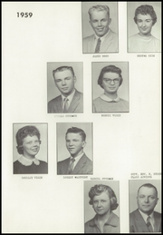 Page 13, 1959 Edition, Hatton High School - Hattonian Yearbook (Hatton, ND) online yearbook collection