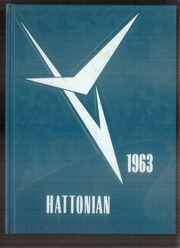 Page 1, 1963 Edition, Hatton High School - Hattonian Yearbook (Hatton, ND) online yearbook collection