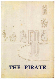 Page 1, 1958 Edition, Hankinson High School - Pirate Yearbook (Hankinson, ND) online yearbook collection