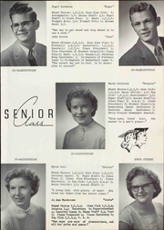 Page 13, 1958 Edition, Hankinson High School - Pirate Yearbook (Hankinson, ND) online yearbook collection