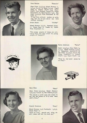 Page 15, 1958 Edition, Hankinson High School - Pirate Yearbook (Hankinson, ND) online yearbook collection