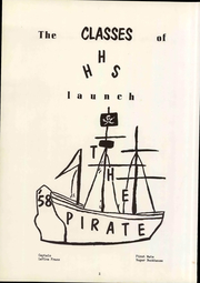Page 8, 1958 Edition, Hankinson High School - Pirate Yearbook (Hankinson, ND) online yearbook collection