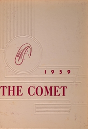 Page 1, 1959 Edition, Rolette High School - Comet Yearbook (Rolette, ND) online yearbook collection