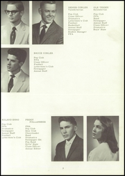 Page 11, 1959 Edition, Rolette High School - Comet Yearbook (Rolette, ND) online yearbook collection