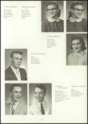 Page 13, 1959 Edition, Rolette High School - Comet Yearbook (Rolette, ND) online yearbook collection