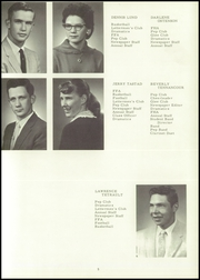 Page 15, 1959 Edition, Rolette High School - Comet Yearbook (Rolette, ND) online yearbook collection