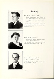 Page 14, 1914 Edition, Olivet Nazarene University - Aurora Yearbook (Bourbonnais, IL) online yearbook collection