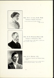 Page 15, 1914 Edition, Olivet Nazarene University - Aurora Yearbook (Bourbonnais, IL) online yearbook collection