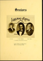 Page 17, 1915 Edition, Olivet Nazarene University - Aurora Yearbook (Bourbonnais, IL) online yearbook collection