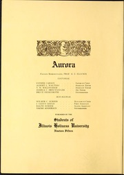 Page 8, 1915 Edition, Olivet Nazarene University - Aurora Yearbook (Bourbonnais, IL) online yearbook collection