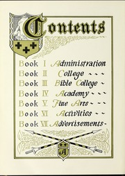 Page 12, 1929 Edition, Olivet Nazarene University - Aurora Yearbook (Bourbonnais, IL) online yearbook collection