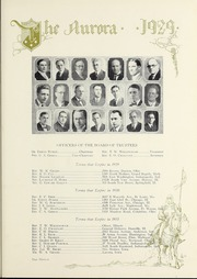 Page 17, 1929 Edition, Olivet Nazarene University - Aurora Yearbook (Bourbonnais, IL) online yearbook collection