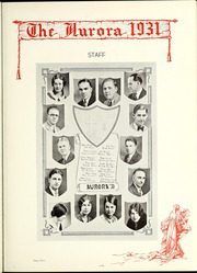 Page 9, 1931 Edition, Olivet Nazarene University - Aurora Yearbook (Bourbonnais, IL) online yearbook collection