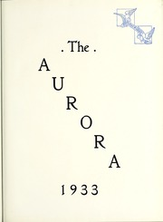 Page 7, 1933 Edition, Olivet Nazarene University - Aurora Yearbook (Bourbonnais, IL) online yearbook collection
