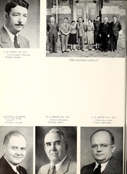 Page 14, 1939 Edition, Olivet Nazarene University - Aurora Yearbook (Bourbonnais, IL) online yearbook collection