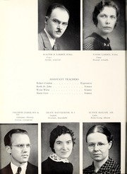 Page 16, 1939 Edition, Olivet Nazarene University - Aurora Yearbook (Bourbonnais, IL) online yearbook collection
