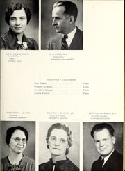 Page 17, 1939 Edition, Olivet Nazarene University - Aurora Yearbook (Bourbonnais, IL) online yearbook collection