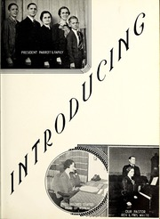 Page 7, 1939 Edition, Olivet Nazarene University - Aurora Yearbook (Bourbonnais, IL) online yearbook collection