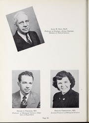 Page 38, 1952 Edition, Olivet Nazarene University - Aurora Yearbook (Bourbonnais, IL) online yearbook collection
