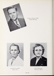 Page 46, 1952 Edition, Olivet Nazarene University - Aurora Yearbook (Bourbonnais, IL) online yearbook collection