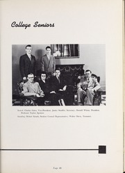 Page 53, 1952 Edition, Olivet Nazarene University - Aurora Yearbook (Bourbonnais, IL) online yearbook collection