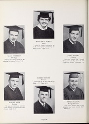 Page 54, 1952 Edition, Olivet Nazarene University - Aurora Yearbook (Bourbonnais, IL) online yearbook collection