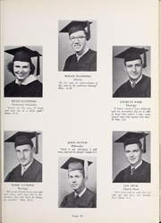 Page 55, 1952 Edition, Olivet Nazarene University - Aurora Yearbook (Bourbonnais, IL) online yearbook collection