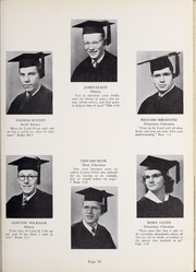 Page 57, 1952 Edition, Olivet Nazarene University - Aurora Yearbook (Bourbonnais, IL) online yearbook collection
