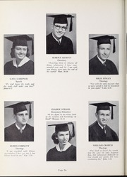Page 58, 1952 Edition, Olivet Nazarene University - Aurora Yearbook (Bourbonnais, IL) online yearbook collection