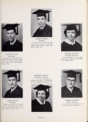 Page 59, 1952 Edition, Olivet Nazarene University - Aurora Yearbook (Bourbonnais, IL) online yearbook collection