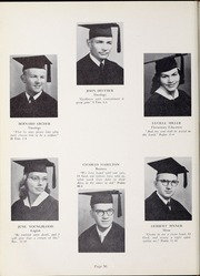 Page 60, 1952 Edition, Olivet Nazarene University - Aurora Yearbook (Bourbonnais, IL) online yearbook collection
