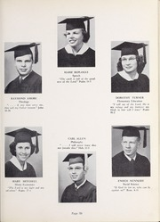Page 63, 1952 Edition, Olivet Nazarene University - Aurora Yearbook (Bourbonnais, IL) online yearbook collection