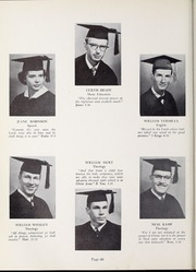 Page 64, 1952 Edition, Olivet Nazarene University - Aurora Yearbook (Bourbonnais, IL) online yearbook collection