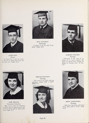 Page 65, 1952 Edition, Olivet Nazarene University - Aurora Yearbook (Bourbonnais, IL) online yearbook collection