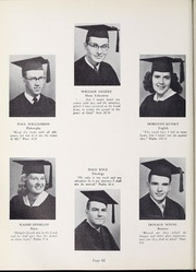 Page 66, 1952 Edition, Olivet Nazarene University - Aurora Yearbook (Bourbonnais, IL) online yearbook collection