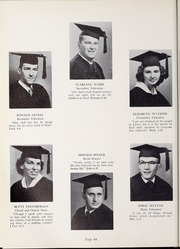 Page 68, 1952 Edition, Olivet Nazarene University - Aurora Yearbook (Bourbonnais, IL) online yearbook collection